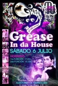 poster-grease-in-da-house-granollers-06072013